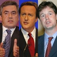 3 political parties