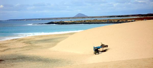 Cape Verde Sandy Beaches and Dunes