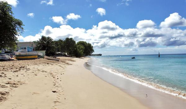 Weston Resort local beach