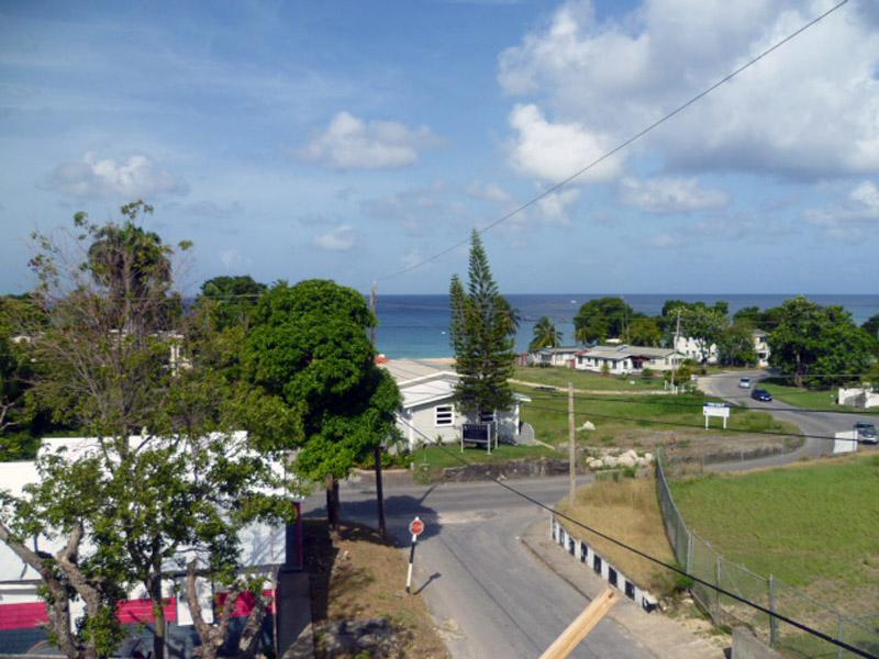 Barbados sea view apartment
