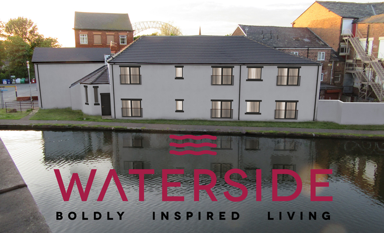 waterside - buy to let apartments runcorn