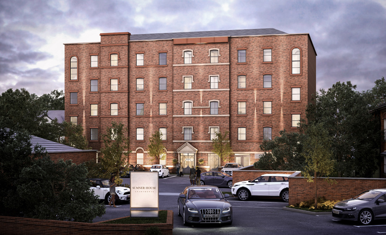 Sumner House Buy to Let Apartments Chorley