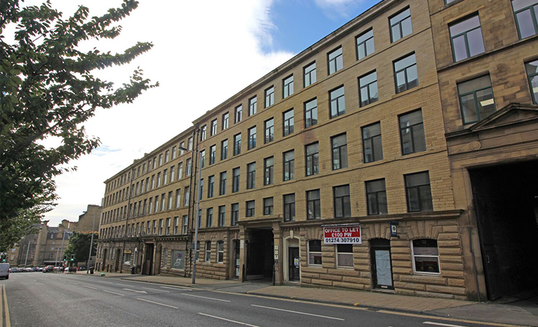 Hennymoor House Buy to Let Apartments Bradford