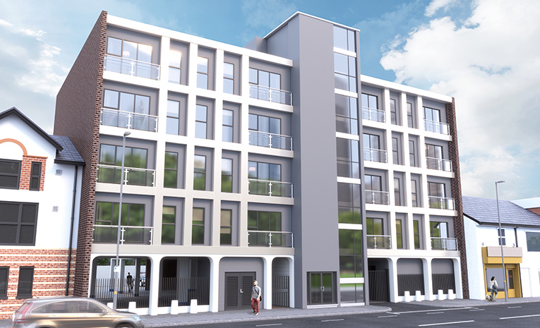 Buy to Let Apartments in Birmingham - Fresh Invest