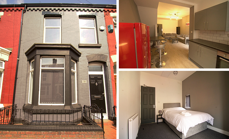 HMO Houses Liverpool
